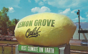 The Big Lemon, 1970s