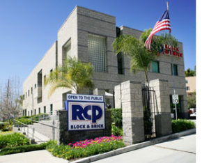 RCP Brick and Block Company - one of Lemon Grove's Historic Businesses