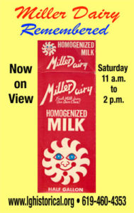 Miller Dairy Remembered