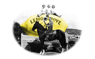 Driving the Snakes Out of Lemon Grove – The way we were