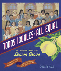 Todos Iguales All Equal Book cover