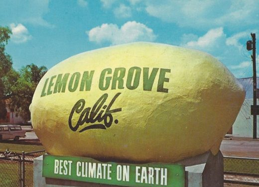 """1977: Home of the """"Worlds Biggest Lemon"""" Becomes a City – The way we were"""