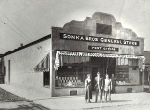 Lemon Grove Sonka Bros' General Store